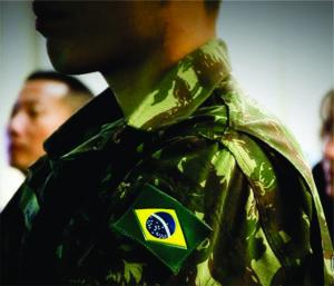 Que tipo de processo pertence ao direito militar?